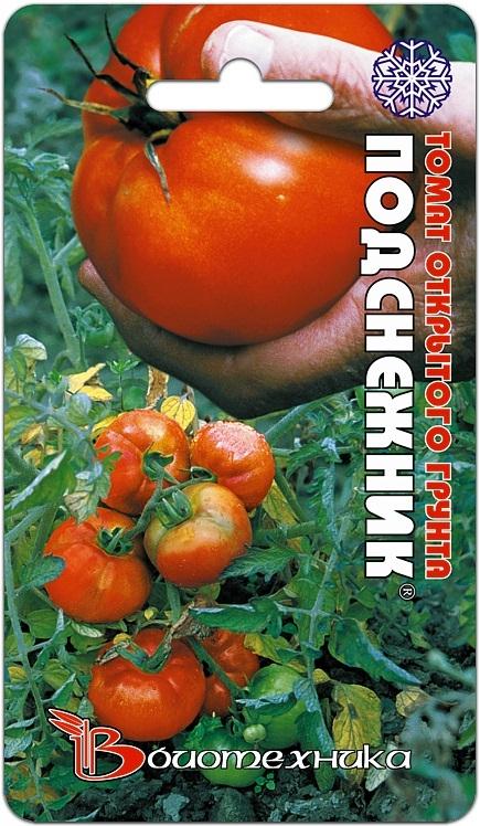 Среднеспелый и устойчивый к холоду «Подснежник» имеет малый рост, хорошую устойчивость к болезням и округлые плоды до 110 г весом.